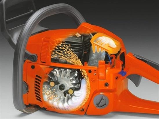 """Fotografija izdelka Verižna motorna žaga Husqvarna 572 XP (18"""")"""